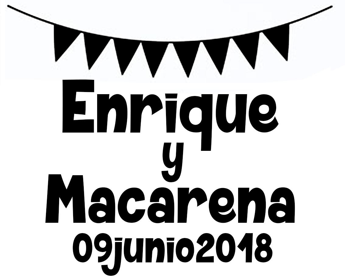 Protegido: Enrique y Macarena (9 junio 2018)