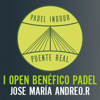 Open Benéfico Padel (30-Septiembre-2018)