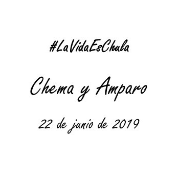 Protegido: Chema y Amparo (22 junio 2019)