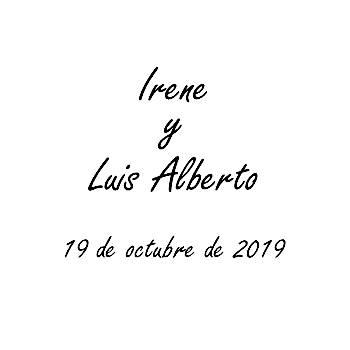Protegido: Irene y Luis Alberto (19 Octubre 2019)